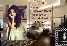 Humaima Malick Nishat Hotel