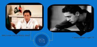 Indian Actor Imran Khan and Imran khan