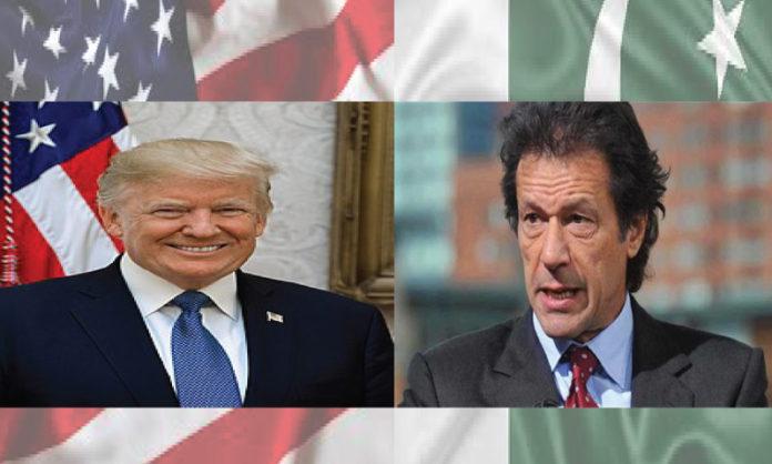 Imran Khan as Pakistan's Donald Trump