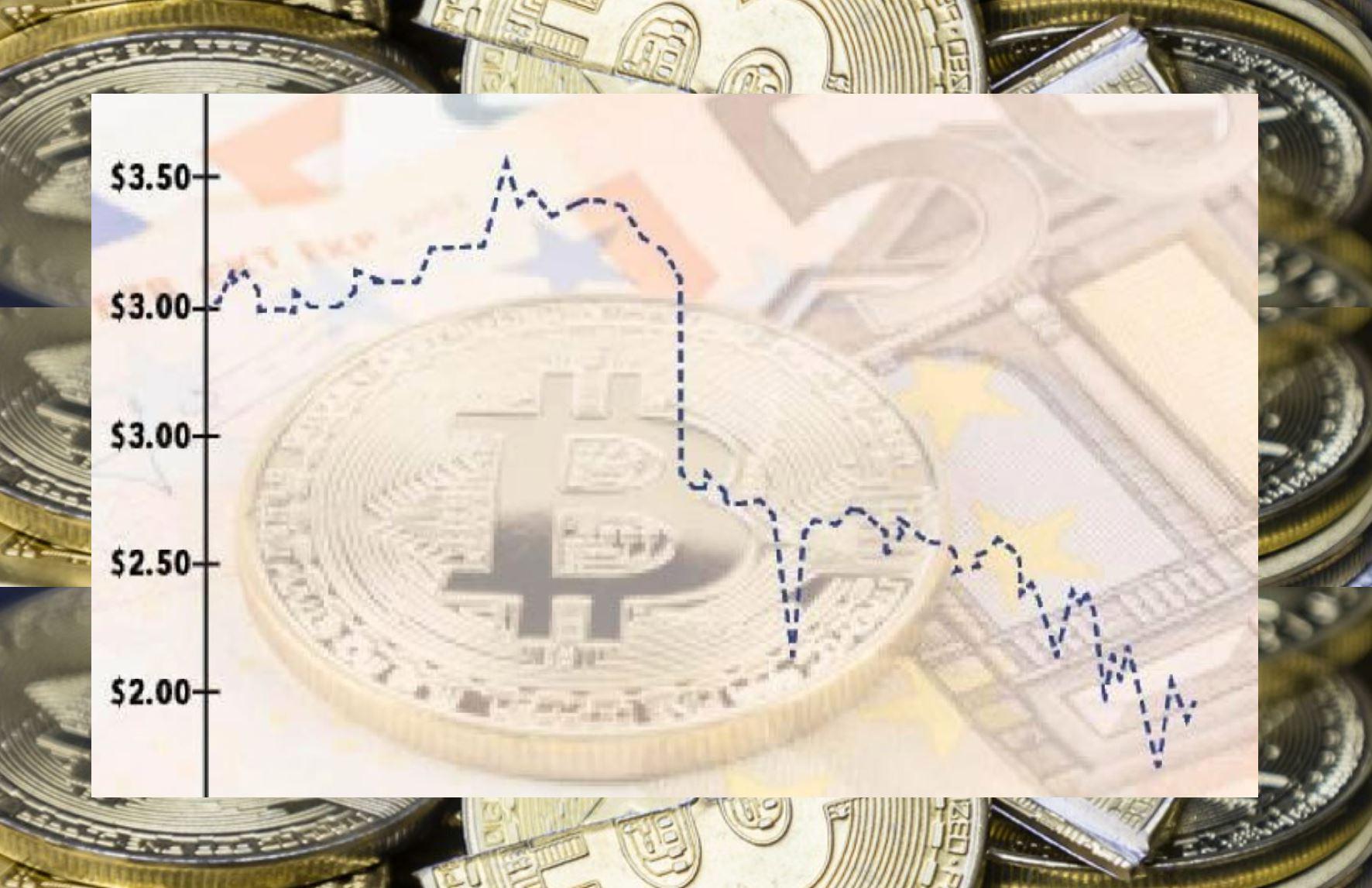 Cryptocurrency Market Decline