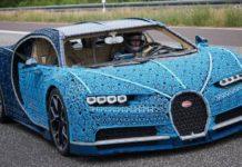LEGO Drivable Bugatti Chiron