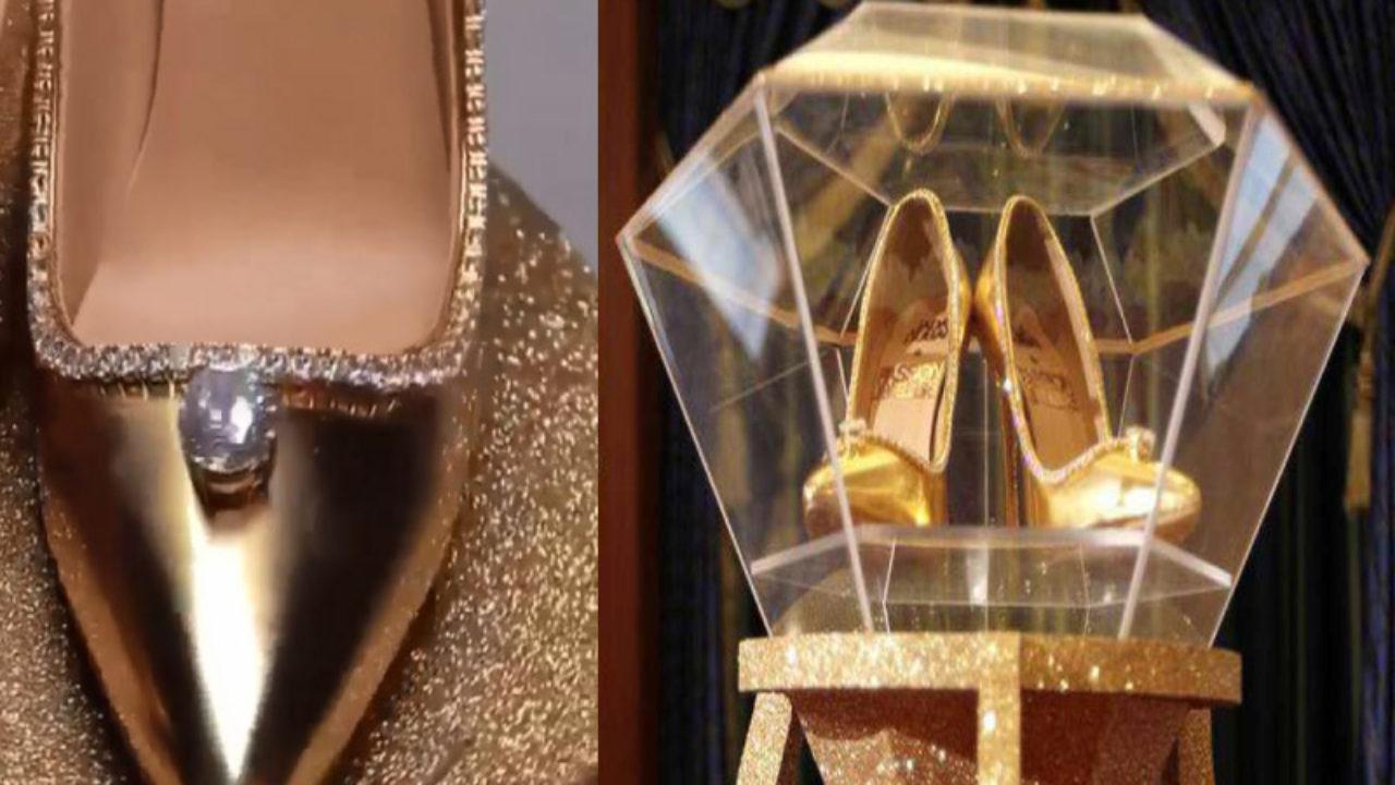 zapatos más caros del mundo The Passion Diamond Shoes