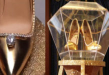 Passion Diamond Shoes