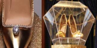 Passion Diamond Shoes