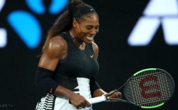 Serena Williams Sketch