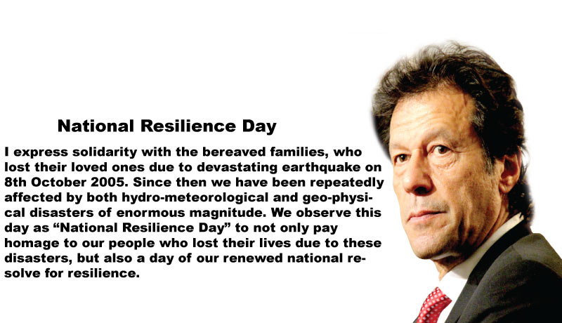 National Resilience Day