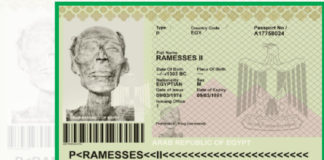 Egyptian Pharoah Rameses II