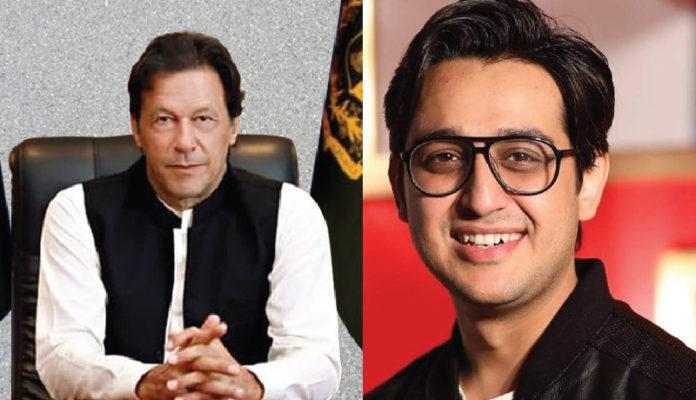 Shafaat Ali Imran Khan Ad Ban