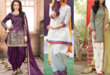Trendy Shalwars