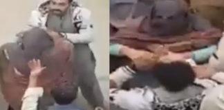 Peshawar Female Student Slaps guys