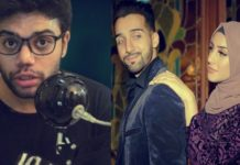Sham Idrees and Froggy