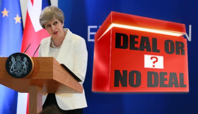 A No Deal Brexit
