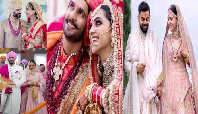 Bollywood celebrity marriages 2019