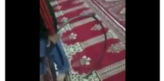Madrassa Teacher Arrested