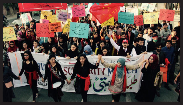 Revival of Student Unions in Pakistan