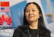 Huawei CFO Arrest