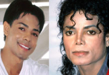Michael Jackson son Brandan Howard