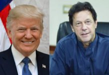 Trump Imran Negotiation with Afghan Taliban