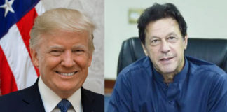 Trump Imran Negotiation with Afghan Taliban
