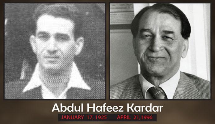 Abdul Hafeez Kardar