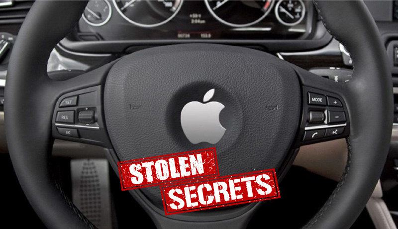 Yet Again a Chinese Citizen Tries to Steal Apples Secrets