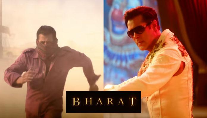 Salman Khan's Bharat Teaser