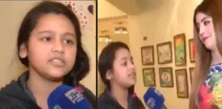 Girl Sings Bulleh Shah