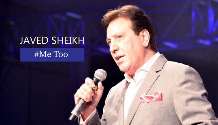 Javed Sheikh's MeToo Opinion