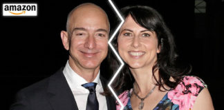 Jeff Bezos Expensive Divorce