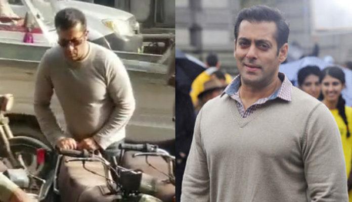 Salman Khan Lookalike Goes Viral