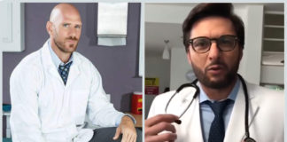 Shahid Afridi As Johnny Sins