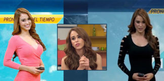 Mexcian Weather Girl Yanet Garcia