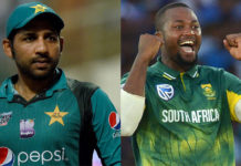 Sarfaraz Ahmed's Racist Remarks