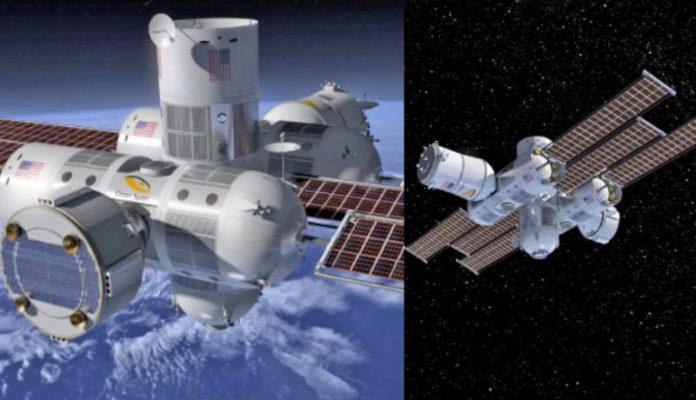 Aurora Space Station