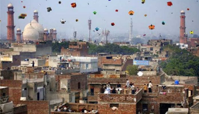 Basant Kite Festival 2019 Lahore