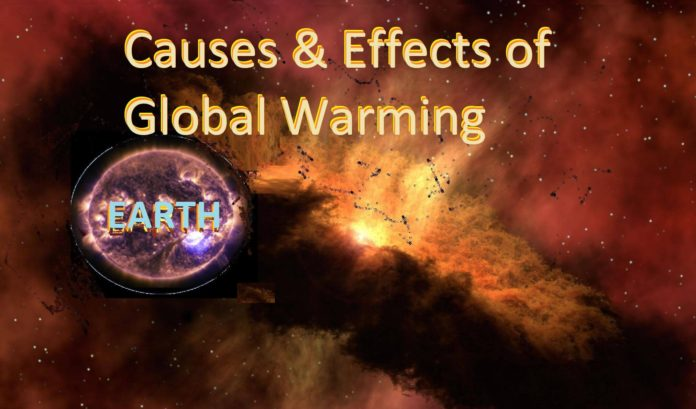 Global Warming Causes