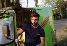Uber Rickshaw Drivers