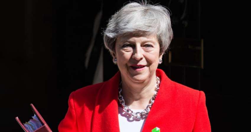 Theresa May's Resignation