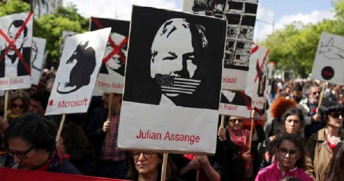 Julian Assange Breach of Bail