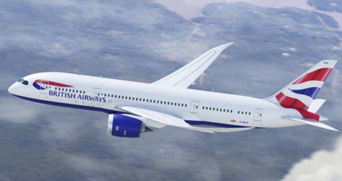 ICO British Airways