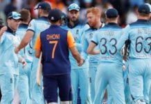 India Vs. England Match