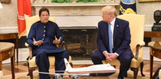 Trump's Views on Kashmir
