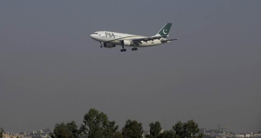 Pakistani airspace indian flights