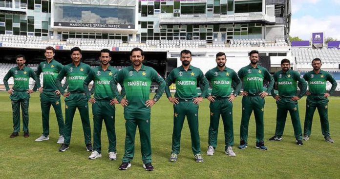 Pakistani Cricket Team