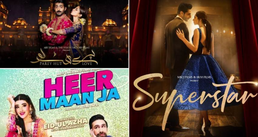 Pakistani Movies to Release On the Eve of Eid-ul-Adha 2019