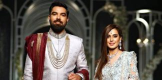 Yasir Hussain Proposed to Iqra Aziz