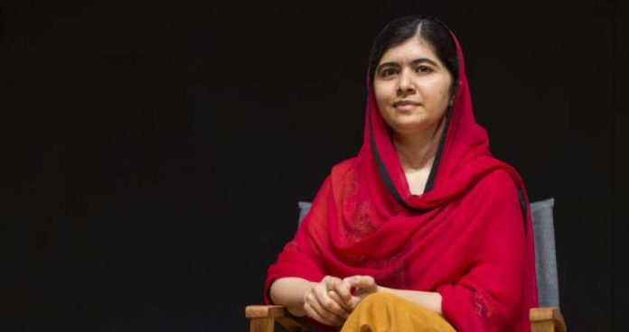Malala Yousafzai Speaks on Kashmir