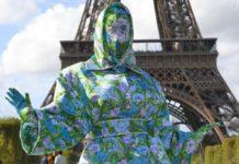 Cardi B Paris Fashion Week