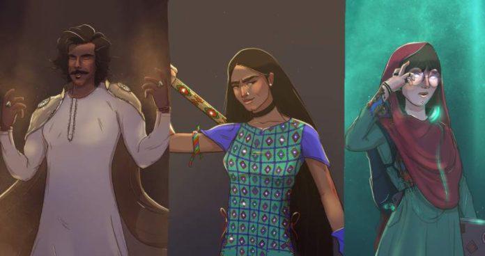Pakistani Superheroes