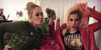 Adele and Lady Gaga Collaboration